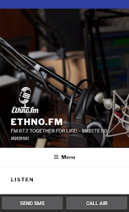 ETHNO FM - náhled