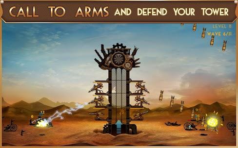 Steampunk Tower 8