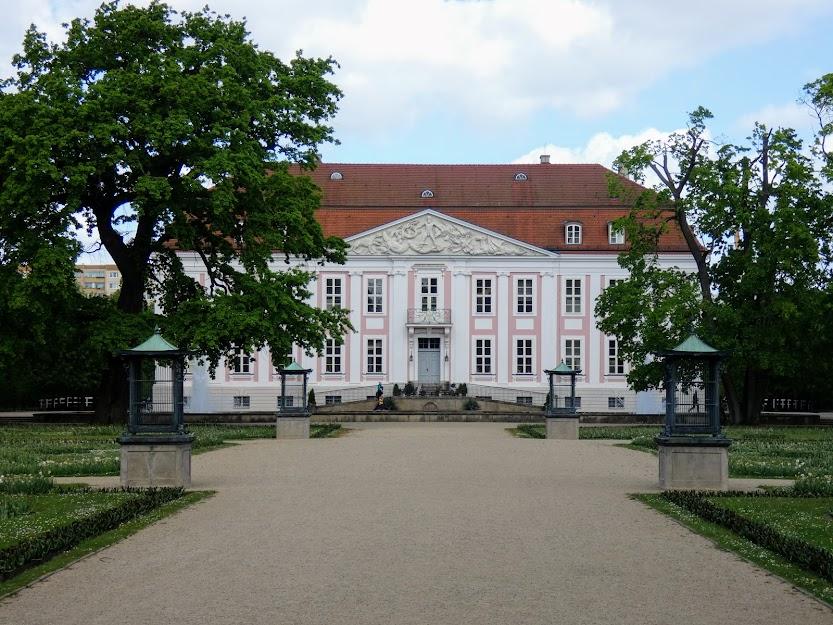 Budynek w Berlin Tierpark