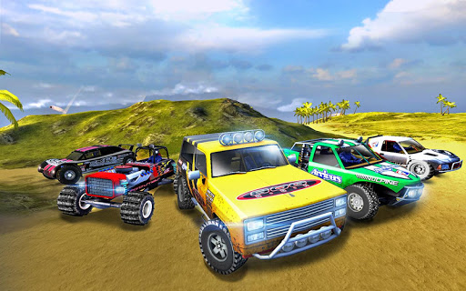 4x4 Dirt Racing - Offroad Dunes Rally Car Race 3D 1.1 screenshots 4
