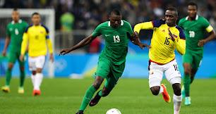 Umar Sadiq quiere triunfar con la Selección de Nigeria.