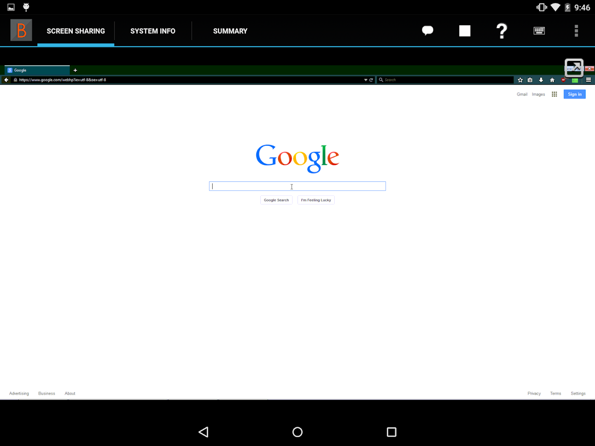 Bomgar mobile access console android apps on google play - Android console application ...