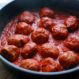 Turkey Lentil Meatballs