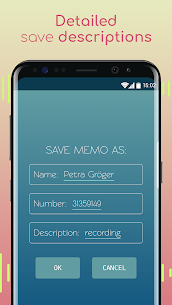 Voice Recorder with Caller ID App Download For Android 5