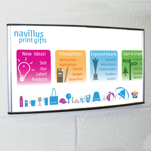 Framed Full Colour Signs