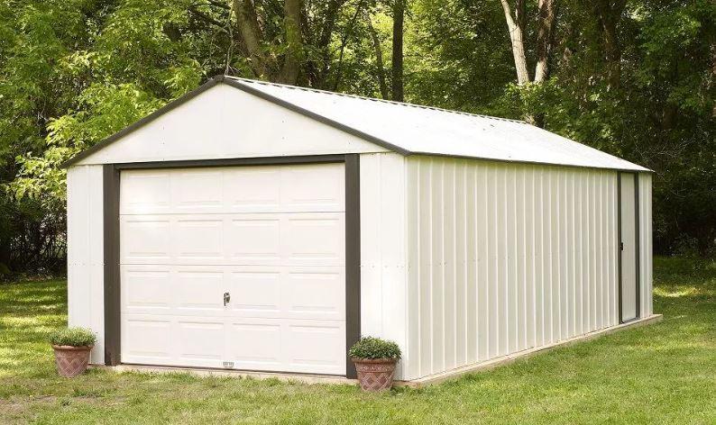 Jeżeli garaż ma być postawiony tymczasowo, prawo nie wymaga od nas pozwolenia.