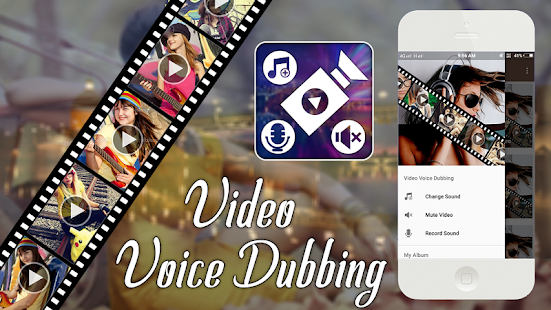 Dubbing Video Voice - náhled