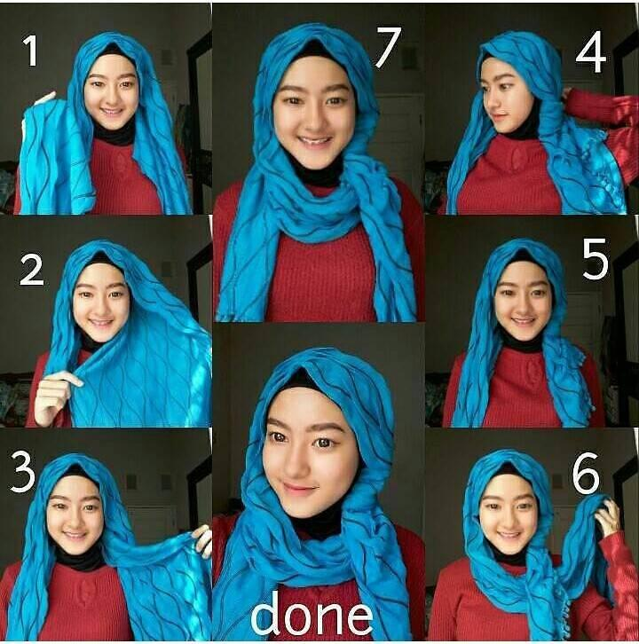 Tutorial Hijab Modern 2017 - Android Apps on Google Play