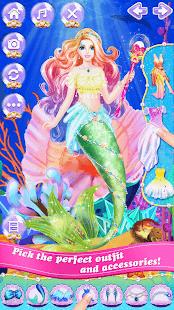 Mermaid-Princess-Beauty-Salon 4