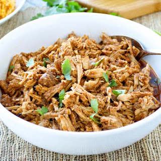 Slow Cooker Chipotle Pulled Pork {Whole30}