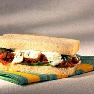Giros-Sandwich (Diabetiker)