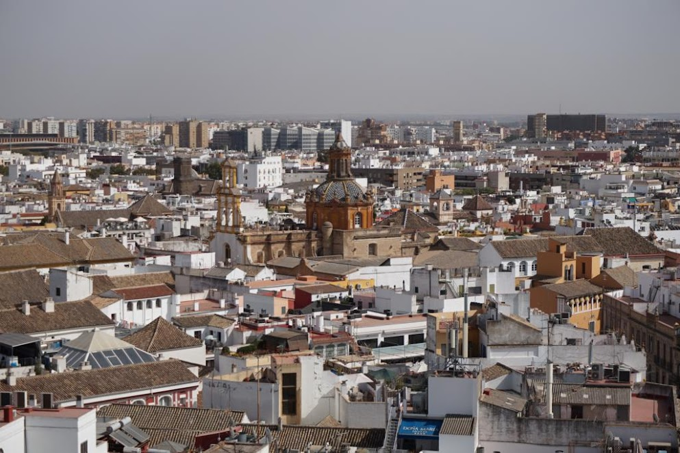Sevilla desde la Torre de la Giralda