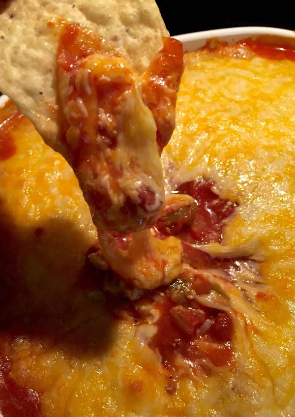 South West Cheesy Chili Dip Recipe