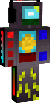 A skin by MythicalRave (This is my frist time when I do skin in minecraft and nova and share it). If you want more skins say for me about it and I try to do more skins. Good Luck!