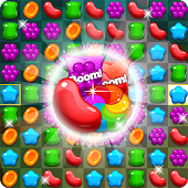 Jelly Crush : Puzzle Adventure