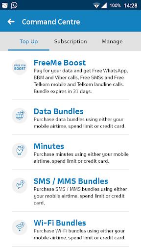 Telkom 3.4.0 screenshots 5