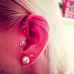 Piercing For Girls - náhled