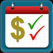 Bill Reminder Free Expense BillManager