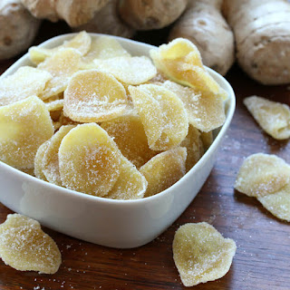 How To Make Candied Ginger.