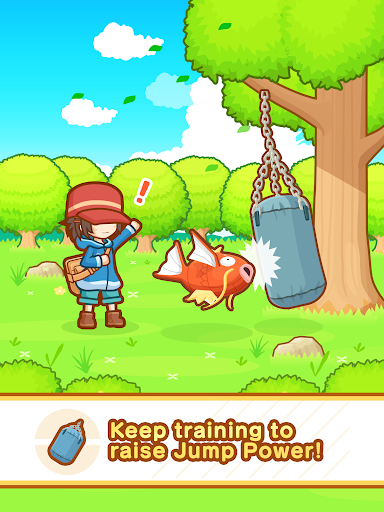 Pokémon: Magikarp Jump screenshot 7