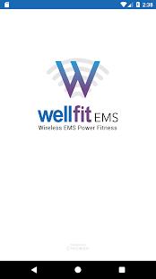 WellfitEMS - náhled