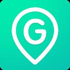 Localisation famille GeoZilla icon
