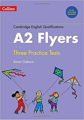 PDF+CD] A2 Flyers Three Practice Tests Student's Book + Teacher's