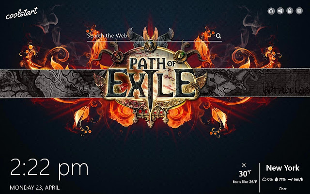 Path of Exile HD Wallpapers Games Theme