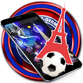 Paris Football Launcher Theme (PSG)