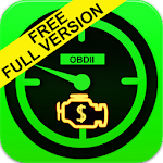 OBD2 Pro Check Engine Car DTC Icon