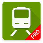 Train Timetable Italy PRO icon
