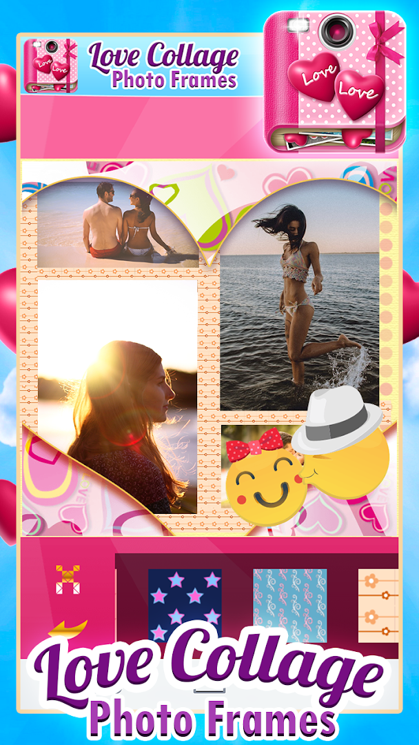 Love Collage Photo Frames - Revenue & Download estimates - Google ...