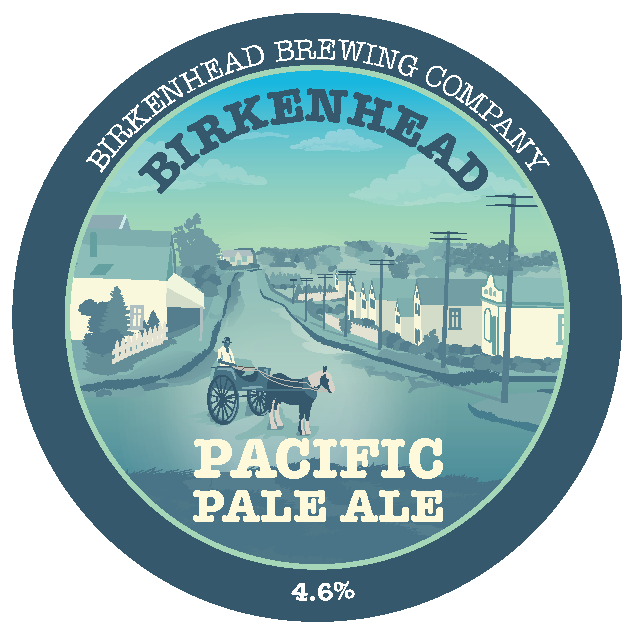 Logo of Birkenhead Pacific Pale Ale