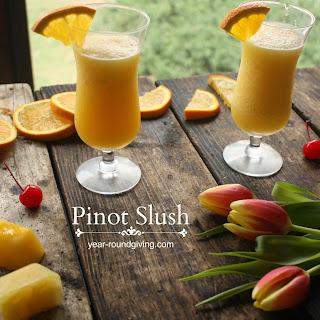 Pinot Slush.