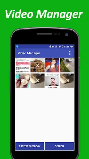 Video downloader for facebook 1.0 screenshots 6