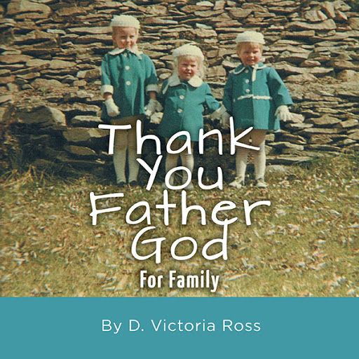 Thank You Father God cover