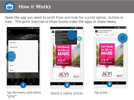 screenshot of Mopria Print Service