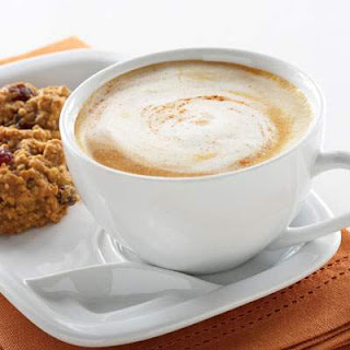 Pick-Me-Up Pumpkin Latte