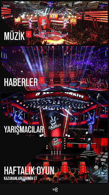 O Ses Türkiye - screenshot