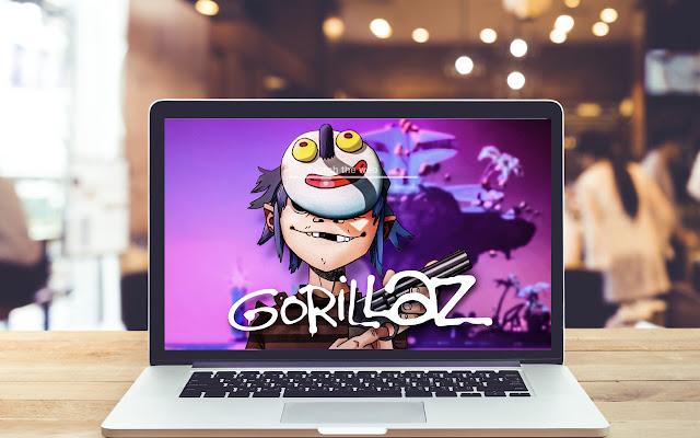 Gorillaz HD Wallpapers Music Theme