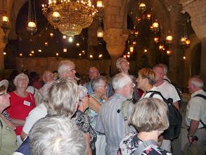 Photo: In de kerk van het Heilige Graf