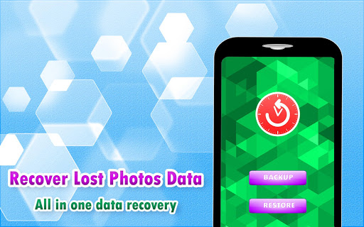 Recovery Lost Photos Data