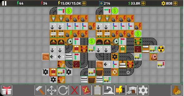 Factory Simulator: Симулятор фабрики Mod