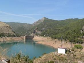 Photo: Spanien/Andalusien: A - 319 Sierra de Cazorla bei Tranco. (Urheberrecht: Robert Mayer)