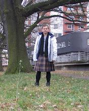Photo: Kilt po česku, jeden z dalších možných vzorů. www.kiltpocesku.cz