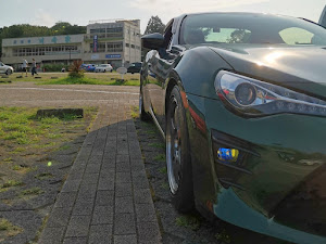"""86  GT """"British green Limited""""のカスタム事例画像 まるさんの2020年09月05日16:07の投稿"""