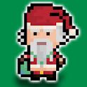 Crossy Santa icon