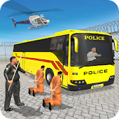 Bus Driver Prisoner Transporter: Prisoner Games