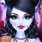 Halloween Fashion Girl Dress Up: Jeux d'Halloween icon