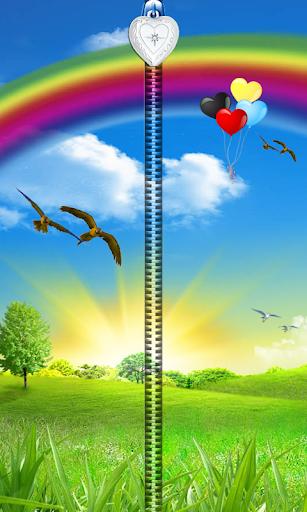 Rainbow Zipper UnLock
